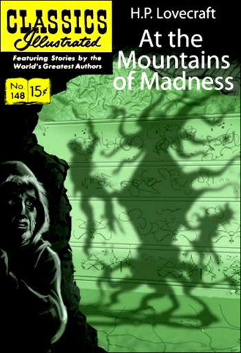 Mountains of Madness - Classics Illustrated
