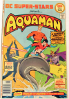Aquaman 1976 Cover
