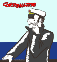 Corto Maltese by Sam Battin
