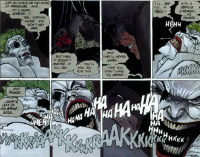 Frank Miller Batman and Joker