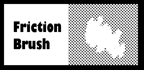 Clip Studio Friction Brush
